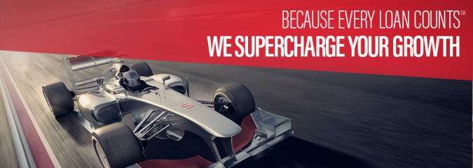 Because Every Loan Counts, We Supercharge Your Growth.